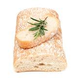 Ciabatta bread Stock Image