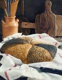 Ciabatta bread Stock Images