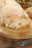 Ciabatta bread Royalty Free Stock Photos
