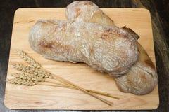 Ciabatta Brot Lizenzfreies Stockfoto