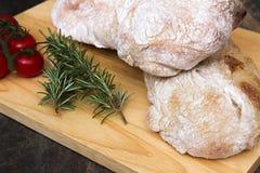 Ciabatta Brot Lizenzfreie Stockbilder