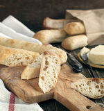 Ciabatta sticks Royalty Free Stock Photo