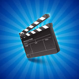 Ciak banner Stock Photo
