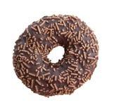 Ciambella del cioccolato Immagini Stock