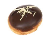 Ciambella di Dreamcake del cioccolato fotografie stock
