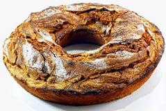 Ciambellone - torta italiana Fotografia Stock Libera da Diritti