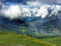 Ciampinoi-Aufzug, Italien Lizenzfreie Stockfotografie