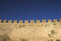 ściana Fotografia Stock