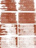 ściana Obrazy Stock