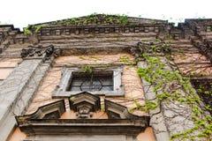 Ściana budynek Obrazy Stock