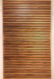 ściana drewniane linie Zdjęcie Stock