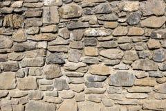 Ściana granitowi kamienie Obrazy Stock