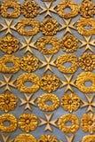 Ściana i podsufitowi frescoes Zdjęcie Stock
