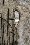 Ściana jest otwarta! Obraz Royalty Free