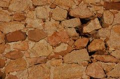 Ściana kamienie Obraz Stock