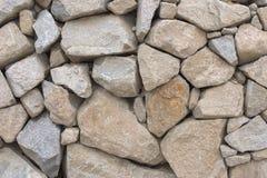 Ściana kamienie Zdjęcie Royalty Free