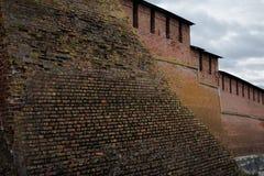 Ściana Kremlin Obraz Royalty Free