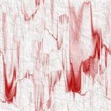 ściana krwi Fotografia Royalty Free
