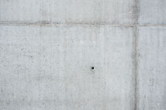 Ściana monolitowy beton Zdjęcie Royalty Free