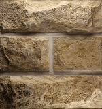 Ściana naturalny dolomit Obraz Royalty Free