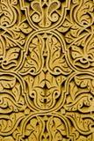 ściana ornament Zdjęcie Royalty Free