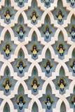 ściana ozdobnych obrazy royalty free
