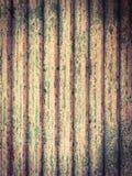 Ściana paskuje tekstury tło Fotografia Royalty Free