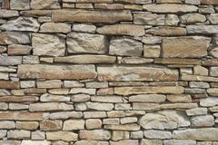 ściana tekstury Fotografia Royalty Free