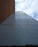 Ściana w niebie Obrazy Stock