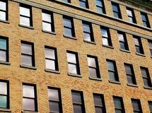Ściana Windows Zdjęcia Stock