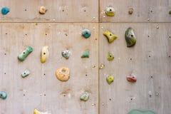 ściana wspinaczkowa Obraz Royalty Free