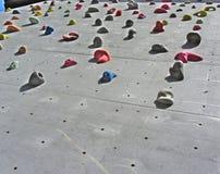 ściana wspinaczkowa Zdjęcie Stock