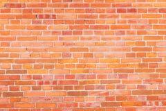 Ściana z cegieł tekstura Zdjęcia Stock
