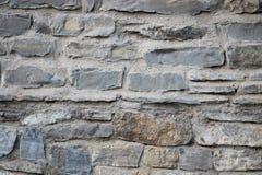 Ściana z starym kamieniarstwem Obrazy Stock