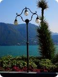Ciani willa w Lugano Zdjęcia Royalty Free