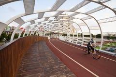 Cianjhen cykelbrud Royaltyfri Bild