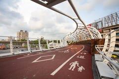 Cianjhen cykelbrud Arkivbilder