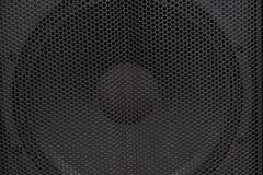 Ciao altoparlanti dell'estremità Controlli il sistema acustico ad alta fedeltà per lo studio di registrazione sano Immagine Stock Libera da Diritti