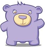 Ciao d'ondeggiamento dell'orso sveglio Immagini Stock