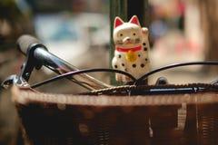 Ciao gatto fotografia stock