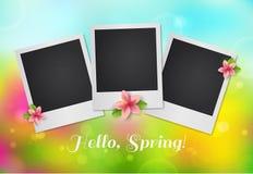 Ciao primavera Fotografia Stock