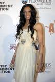 Ciara auf dem roten Teppich Stockfotos