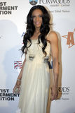 Ciara on the red carpet Stock Photos