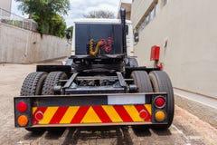 Ciężarowy pojazdu koń Zdjęcia Stock