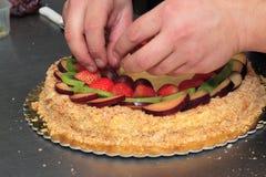 ciasta Obraz Royalty Free