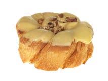 ciasta duński klonowy pecan Obraz Stock