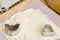 ciasteczka, Obraz Stock