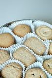 ciasteczka cukrowe Fotografia Stock