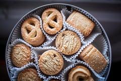 ciasteczka cukrowe Zdjęcie Stock
