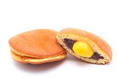 ciasteczka dorayaki japończyk Zdjęcia Royalty Free